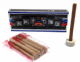 "Satya ""Super Hit"" Dhoop Sticks (10 sticks plus holder)"